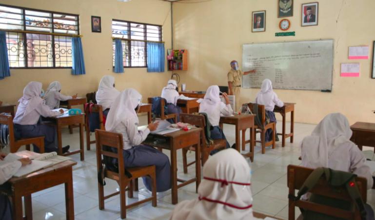 Fsgi Uji Coba Dulu Pembelajaran Tatap Muka dengan Kehadiran 25 Persen Siswa