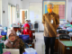 Ganjar Sidak ke Sekolah, Mengingatkan Para Guru Patuh Protokol Kesehatan